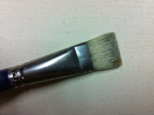 Art Every Day 100: On Reviving a Brush